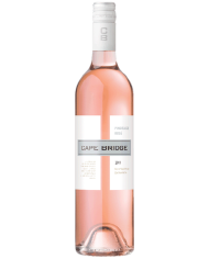 Cape Bridge Pinotage Rosé 2015