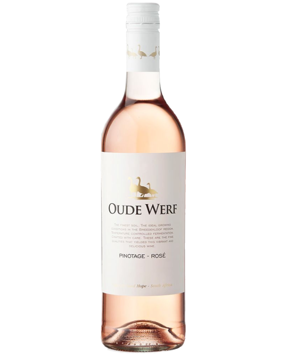 oude werf pinotage rose