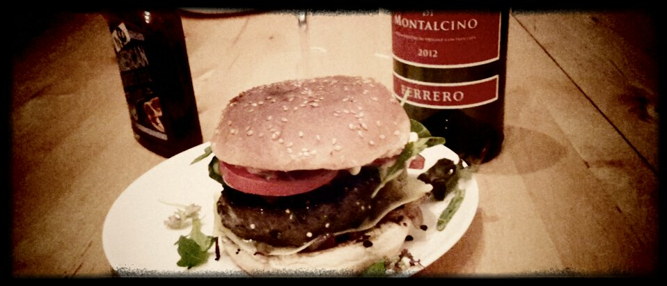 Hamburger&Wijn